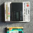 1セグTV/AM/FMラジオ電池セット