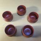 湯呑み (5個)