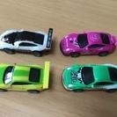ミニカー 4台