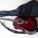 入門用アコースティックギター(ストラップ・ソフトケース付)