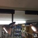 ライティング用 スポットライト 電球付き 2個組み