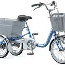 売り切れ 大人用 三輪車 ブリヂストンワゴン