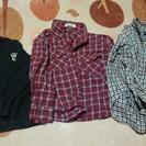 男の子100サイズ☆シャツ2枚
