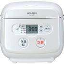 三菱電機 ジャー炊飯器 NJ-G6D-W