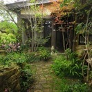 個人邸のガーデン施工・メンテナンス、外構、小建築などの仕事を一緒...
