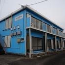 宇都宮市西川田南2K家賃22000円資金0礼金0フリーレント1か月