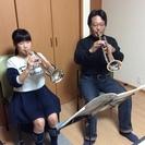 春日井市でトランペットとバイオリンを習うなら♪うすだ音楽教室