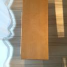 中古 無印良品 コの字の家具・積層合板・タモ材 - 葛飾区
