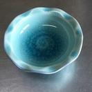 お洒落な足付き珍味皿(12cmx5.5cm)