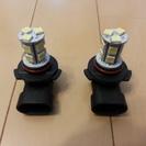 HB3 LED (白) 2個セット