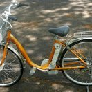 中古電動アシスト自転車(26インチ)サンヨー・エネループ