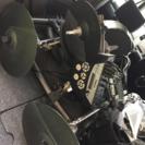Rolandの電子ドラム!