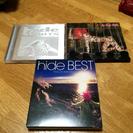 hide アルバム3枚