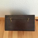 木製シンプル小箱其の弐