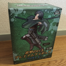 【至急】進撃の巨人 リヴァイ兵長フィギュア(未開封)