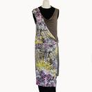 ◆アンソロポロジー ドレープのロングドレス XSサイズ 新品