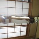 波型の姿見(鏡)高さ160cm(5月8日(日)引取り可能な方)
