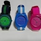 NIXON タイムテラー 3colors