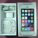 au iPhone5 16GB ホワイト 白ロム 本体