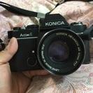 一眼レフカメラ KONICA ACOM-1