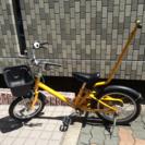 子供用 自転車 16インチ 無印良品 - 自転車