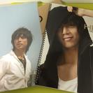 水嶋ヒロ2008.2010のカレンダー