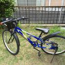 キッズ自転車 22inch