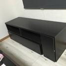 伸縮可能 テレビボード 収納付き 美品