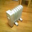 我が家の無印良品のミニオイルヒーターは、無事に貰われて行きました...