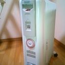 我が家のデロンギのオイルヒーターは、無事に貰われて行きました。お...