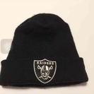 RAIDERS ニット帽