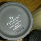ウェッジウッド ジャスパー ナイト&デイ ペア ビアマグカップ
