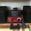 Pioneer CDミニコンポ
