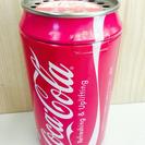 コカコーラ缶ポータブルスピーカー✧