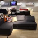 IKEA  L字コーナーソファベッド (FRIHETEN)