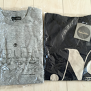 herman miller ハーマンミラーのシャツ2枚、新品