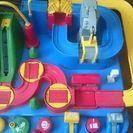 トーマスのおもちゃ トーマスなしですが、買えます