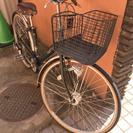 中古品 27インチ自転車