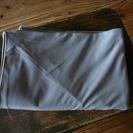新品未使用 無印体にフィットするソファのカバー グレーベージュ 半...