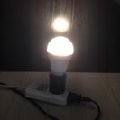 値下げしました。LED電球 40W相当 電球色
