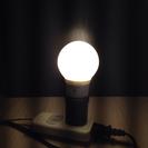 値下げしました。LED電球 電球色 40W相当