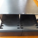 ビデオテープ収納ケース 未使用品 美品  1箱