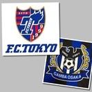メールにて譲渡★5/29 FC東京 vs ガンバ大阪★上層自由席...