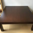 大川家具 テーブル