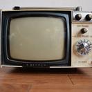 [大幅値下げ]アンティーク マイクロテレビ FI-5000箱付