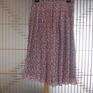 スカート / 春夏用スカート(花柄)/ 衣類 / 衣服 / S寸