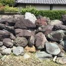 庭石(和歌山北部) 運搬出来る方