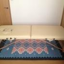 マッサージベッド・折り畳み式・ポータブル