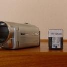 パナソニック HDC-TM85 ハンディビデオカメラ
