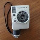 [売却済]キャノン ダイアル35 ゼンマイ式フイルムカメラ 整備済み